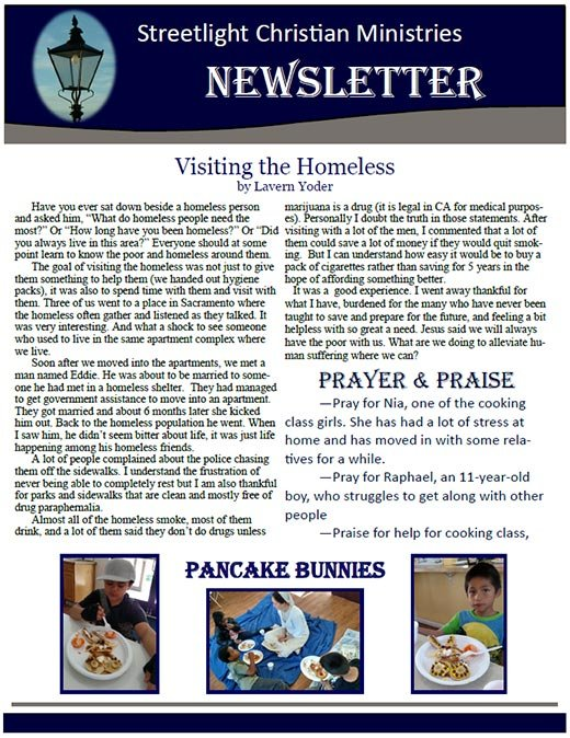 April 2016 Newsletter #11